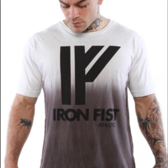 Iron Fist Other - Men's Iron Fist Athletic Tee